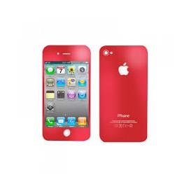 Convertir iPhone 4S en Rojo