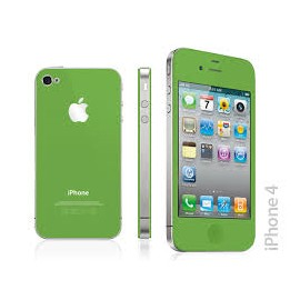 Convertir iPhone 4S en Verde