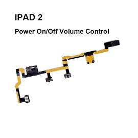 Cambio de Cable Flex On/Off, volumen y mute iPad 2