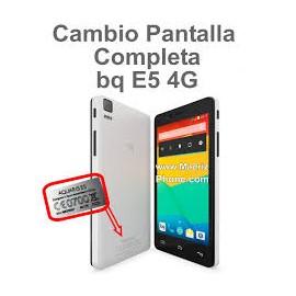 Cambio Display Completo BQ Aquaris E5 4G