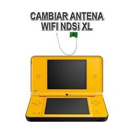 Cambio Antena Wifi DSi XL