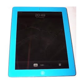 Cambio Cristal Azul iPad 3