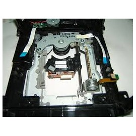 Cambio Lector (Lente, Motores y Chasis) PS2 Slim