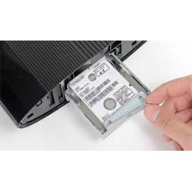 Cambio Disco Duro 500GB PS3/PS Slim