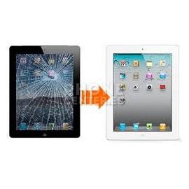 Cambio Digitalizador iPad 4