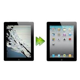 Cambio Pantalla LCD iPad