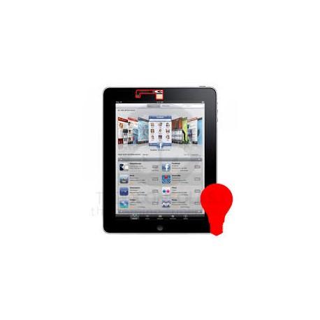 Cambio de Sensor de Luz Ambiental iPad