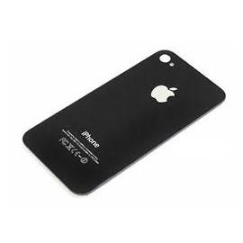 Cambio Carcasa Trasera Negra iPhone 4